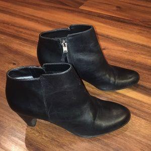 d8c79284a Sam Edelman Karen Leopard Print Calf Hair Ankle Boots - Best Leopard ...